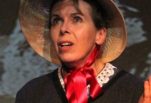 Alison Wells as Mary Anning